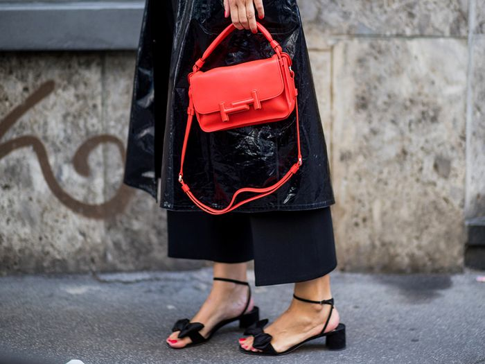 Work Sandals That Are Actually Chic