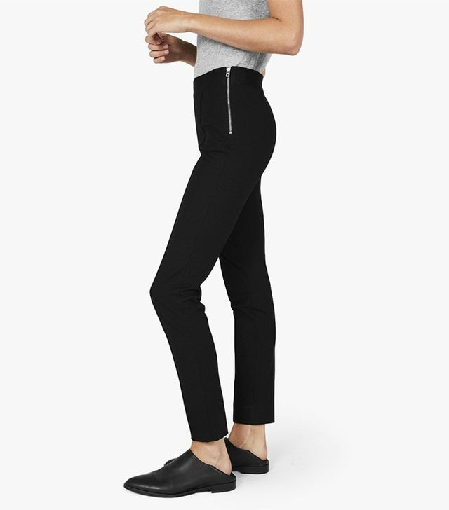 Everlane The Stretch Ponte Skinny Pants