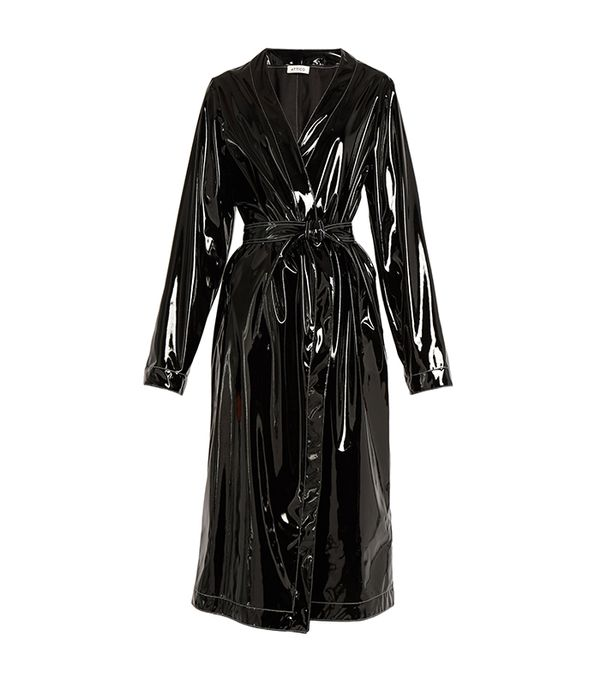 spring floral dresses - Attico Dara Trench Coat