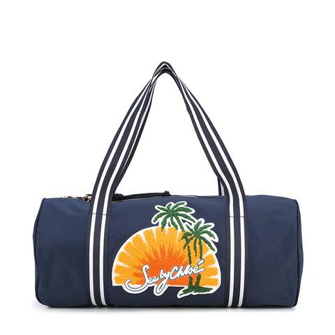 Sun Nylon Duffel Bag