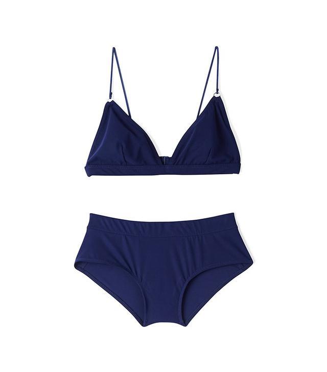 Acne Studios Hedea A Bikini Top