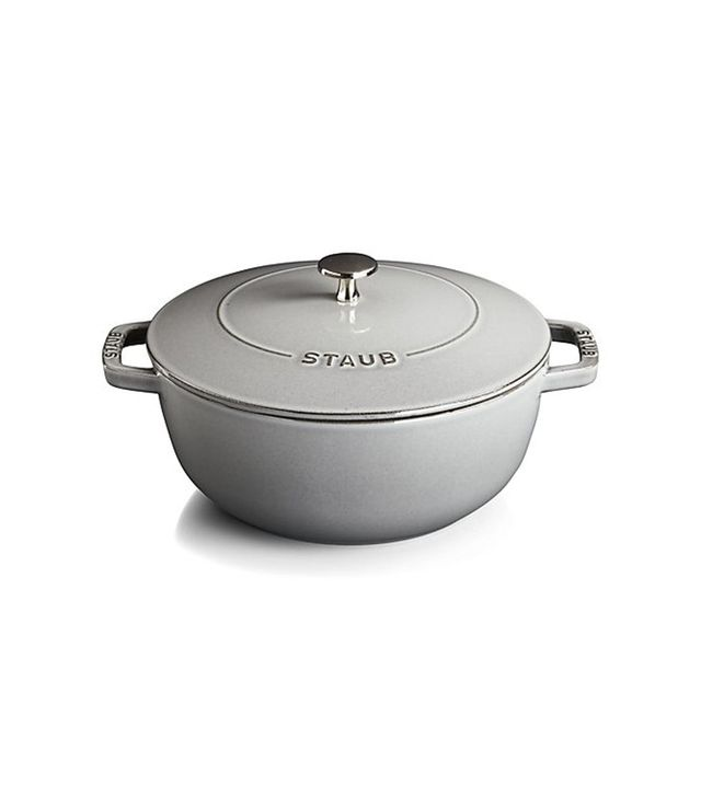 Staub Graphite Gray Essential French Oven