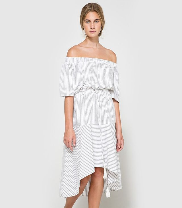 Farrow Striped Dress