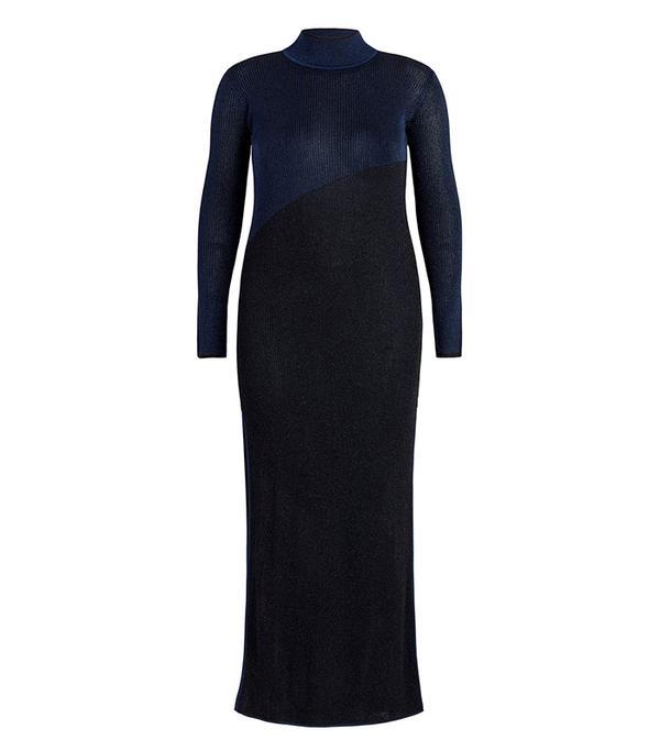 La Ligne The Mel Lurex Dress