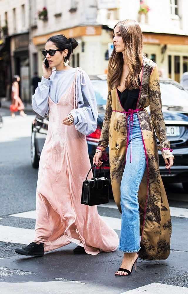 The Right Way to Wear a Maxi Dress (No Flip-Flops Allowed)