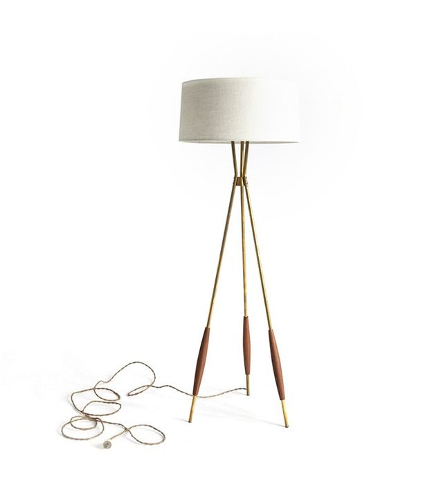 Schoolhouse Electric & Supply Co. Mulberry Tripod Floor Lamp