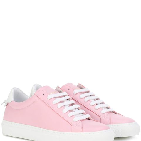 Urban Knots Leather Sneakers