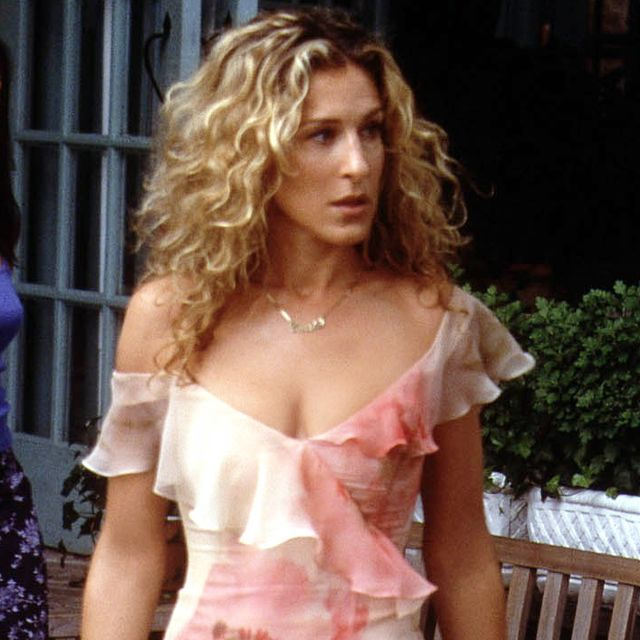 Of Course You Want to Dress Like Carrie Bradshaw This Summer