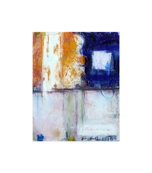 "Chairish ""2815"" Original Abstract Painting 2250 1950"