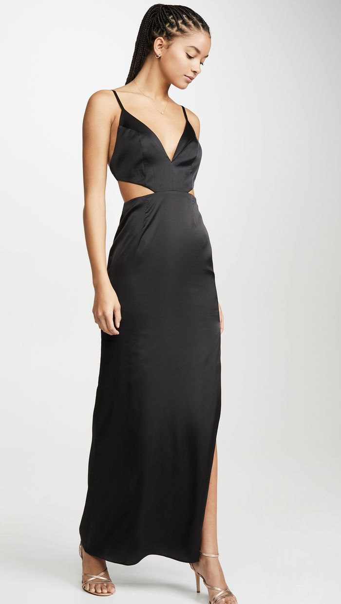 17 Black Dresses You Can Wear To A Wedding Who What Wear,Cocktail Style Wedding Dresses