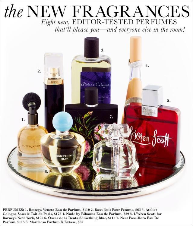 Perfume Diaries
