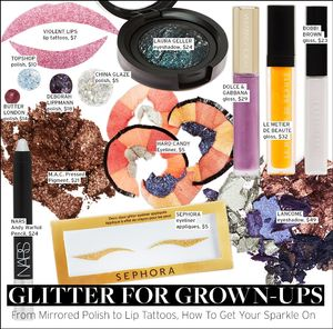 Wear Glitter As A Grown-Up