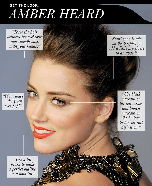 Amber heard whowhatwear amber heard sciox Image collections