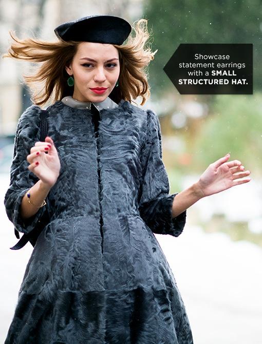 Similar Style:Helen Kaminski Joceylin Wool Beret ($130)