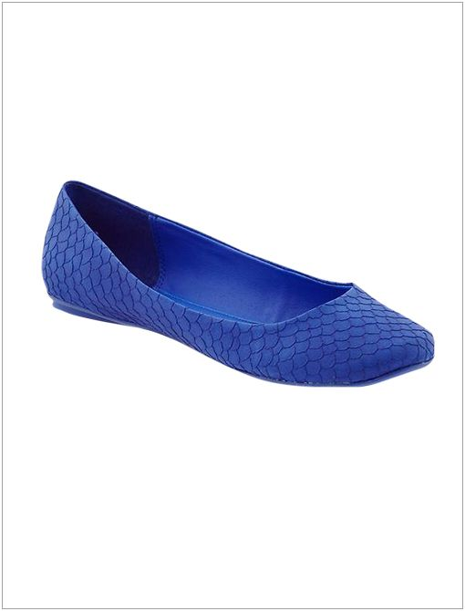 Slip On By ($59) in Royal Blue