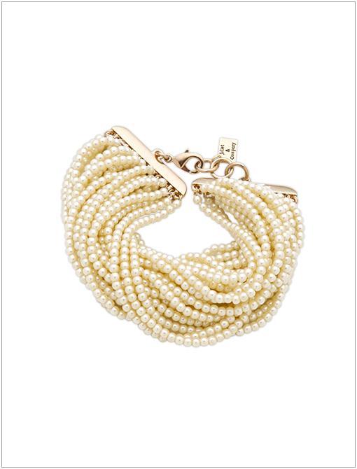 La Soie Bracelet ($50)  Image courtesy of Shopbop.com