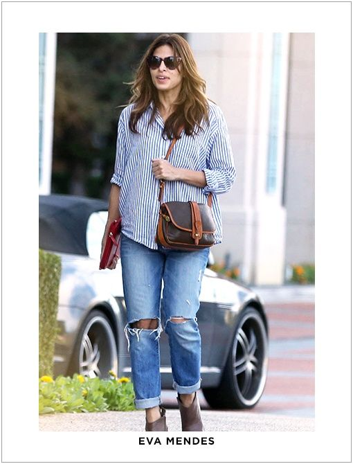 Similar Style:Zara Baggy Jeans ($60)Image courtesy of FameFlynet Pictures