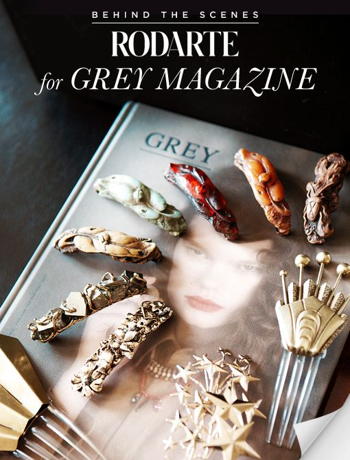 Rodarte for Grey Magazine