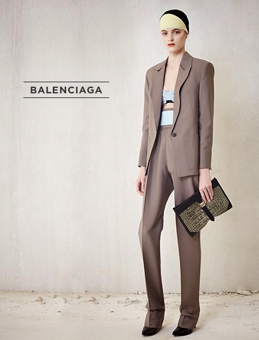 Similar styles available at Balenciaga.comImage courtesy of Balenciaga
