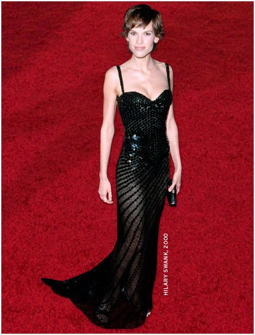 What She's Wearing: Versace dress  Image courtesy of Getty Images