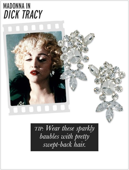 ASOS Flower Vine Stud Earrings ($27)