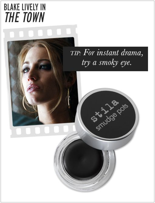 Stila Smudge Pots ($20) in Black