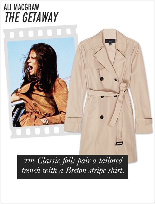 Ann Taylor Modern Trenchcoat ($228)