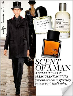 The Best Men's—and Unisex—Fragrances for Women