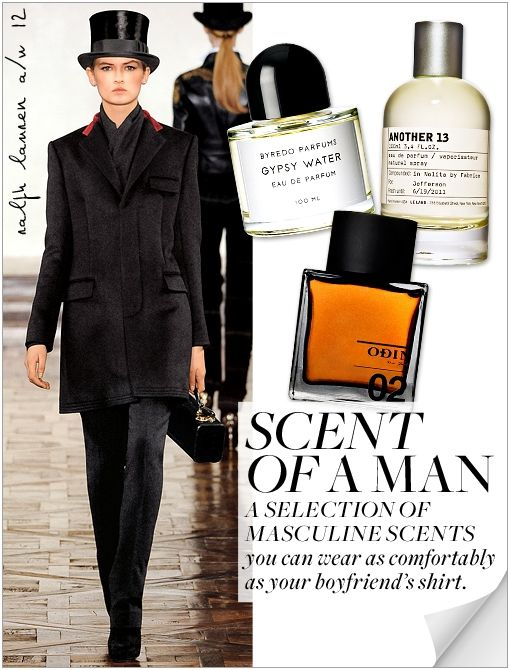 The Best Men's—and Unisex—Fragrances for Women