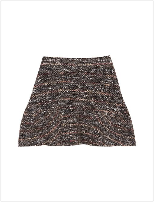 Bouclette Skirt ($290)
