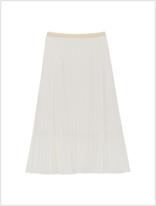 Pleated Skirt ($435, 646.613.3060)