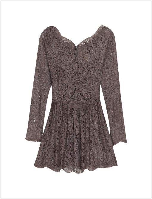 Millie Dress ($750)