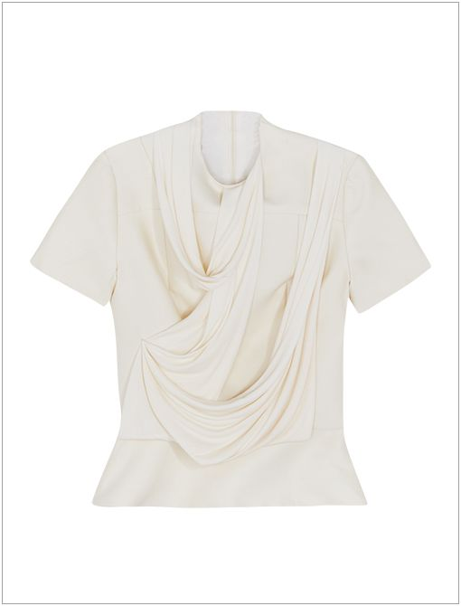 Toutou Fitted Top ($810)