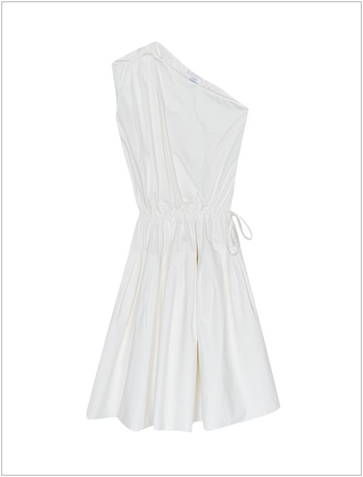 Washed Popeline Cotton Dress ($1275, 212.717.8220)