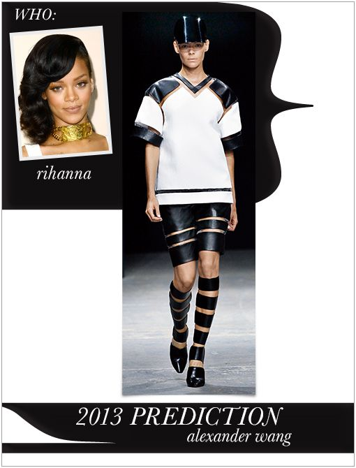 Images courtesy of Getty Images, Alexander Wang