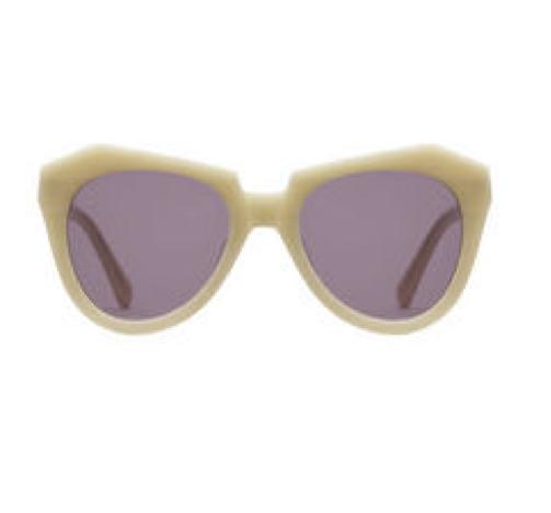 Karen Walker Karen Walker Eyewear Number One Sunglasses