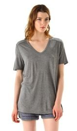 T by Alexander Wang T by Alexander Wang Classic T-Shirt with Pocket