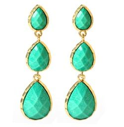 Amrita Singh Accessory Report Hampton Earrings
