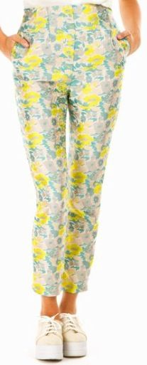Opening Ceremony  Floral Pants
