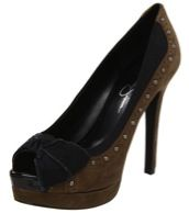 Jessica Simpson WWSW Richie Open Toe Pumps