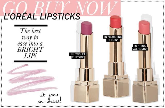 L'Oreal Colour Riche Caresse Lipstick