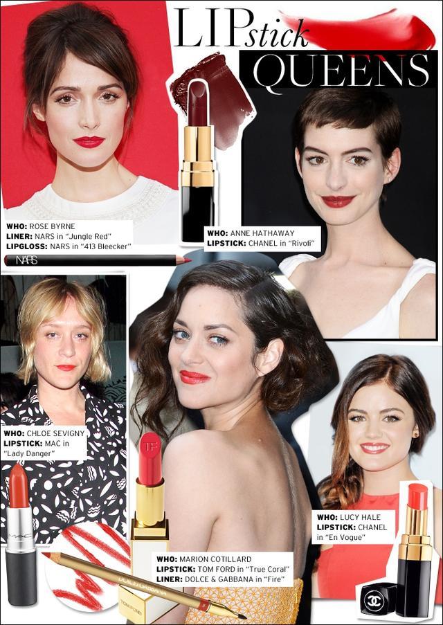Lipstick Queens