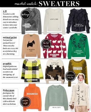 Fall Sweaters