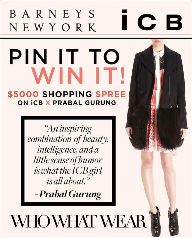 $5000 Shopping Spree