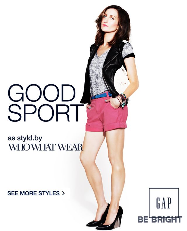 Gap's Styld.by Catalog