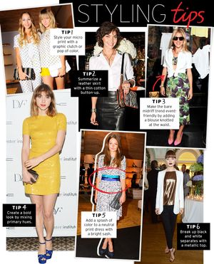 Styling Tips-June