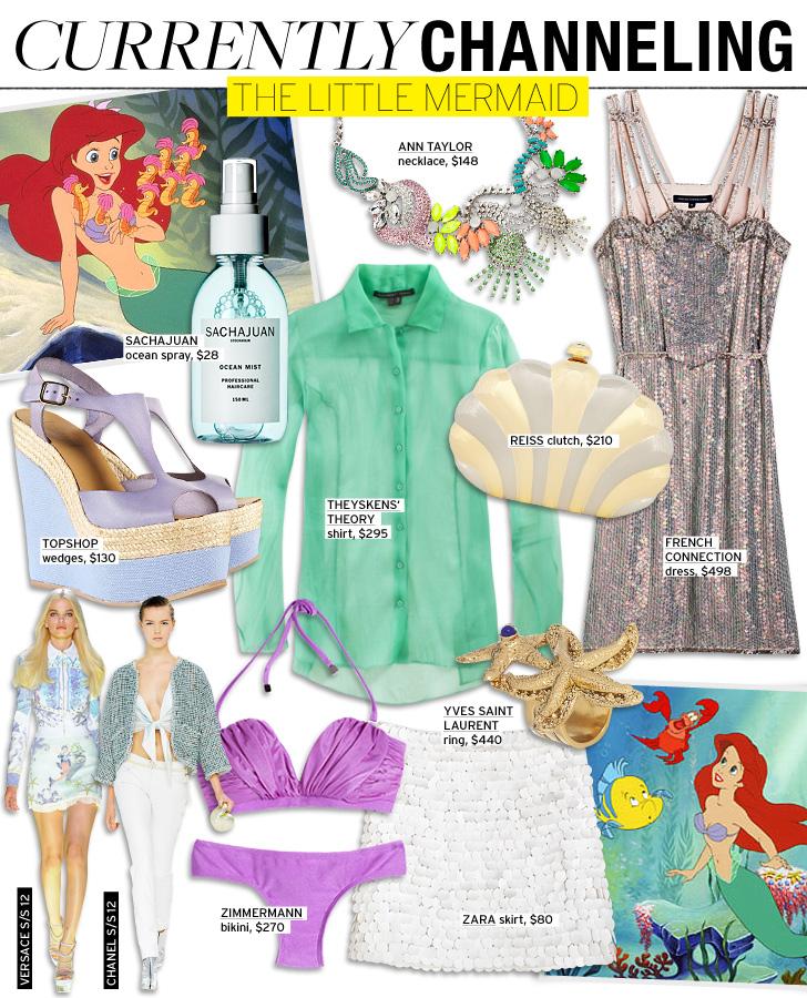 Little Mermaid Dresses on Pinterest