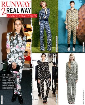 Head-To-Toe Prints