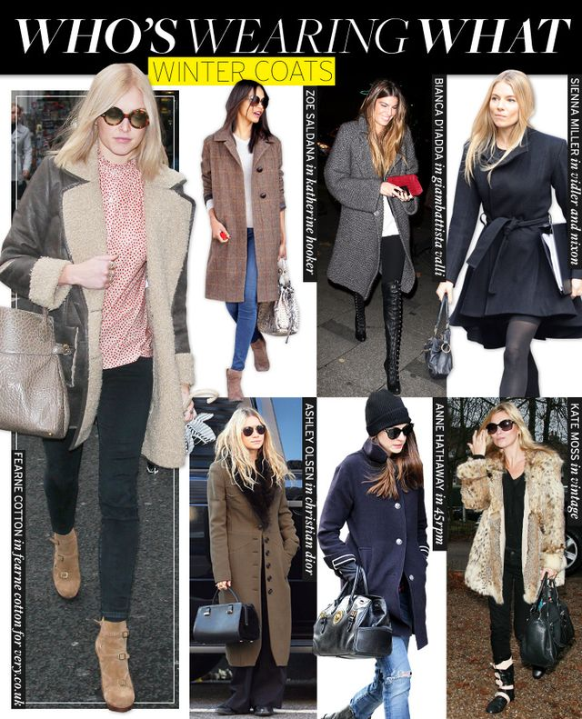 Winter Coats Whowhatwear