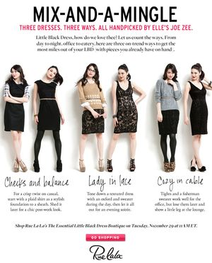 The Essential Little Black Dress Boutique